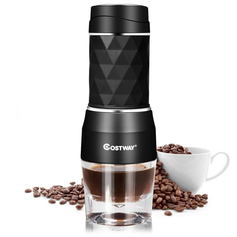 20 Bar Manual Portable Espresso Coffee Machine