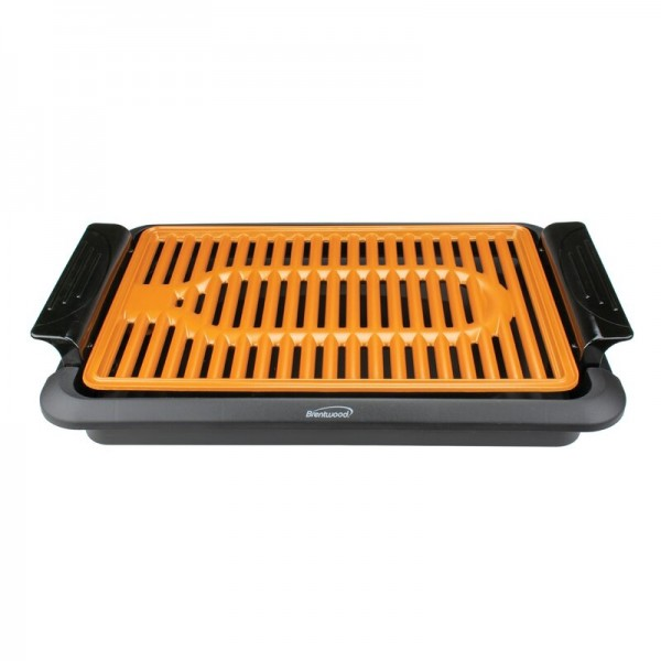 "Brentwood Appliances 11"" Smokeless Indoor Grill"